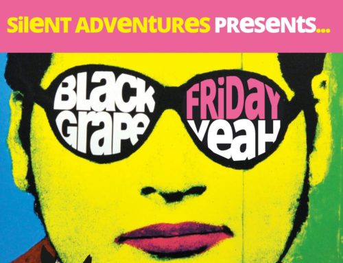 Black (Grape) Friday is here…