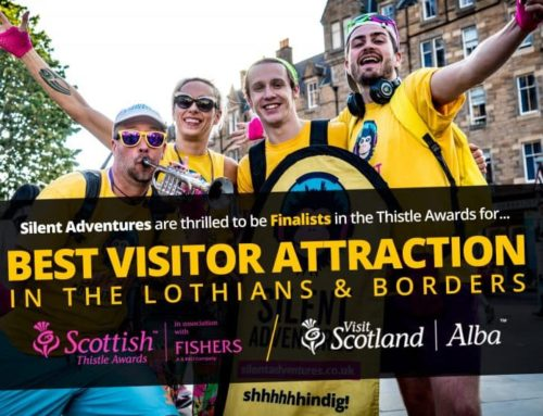 Finalists in the Thistle Awards for… Best Visitor Attraction!