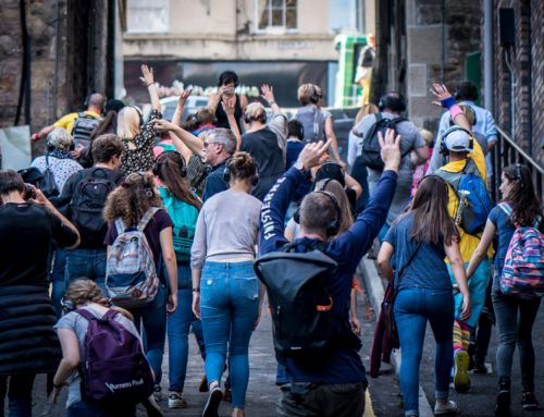 What to expect on a Dublin Silent Disco Tour