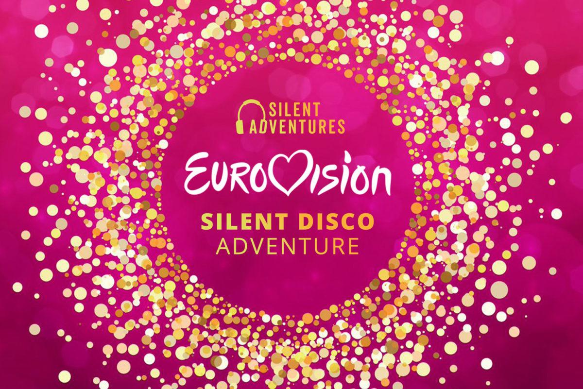 Eurovision silent disco tour Dublin