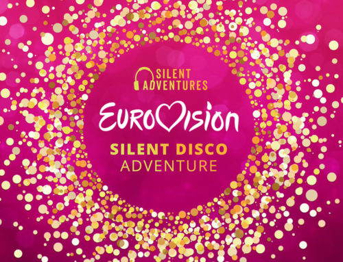 Of course we're doing a Eurovision Silent Disco Tour!