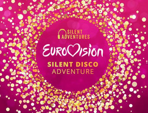 Of course we're doing a Eurovision Silent Disco Tour!