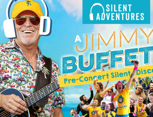 A Jimmy Buffett Silent Disco Tour in Dublin