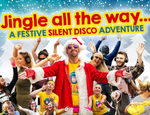 Festive Silent Disco Tours in Dublin – Jingle all the way…